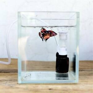 1x Aquarium Fish Tank Super Mute Small Pneumatic Filter Water Purification Tools