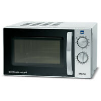 DPE Marte 0276 forno microonde 20lt combinato grill 1200W piatto 24,5 cm