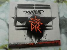 THE PRODIGY - INVADERS MUST DIE - CD + DVD DIGIPACK 2009 - OTTIME CONDIZIONI