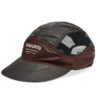 Nike x Gyakusou Antrorse Tailwind Unisx 5 Panel Cap Hat Deep Burgundy BV0653 643