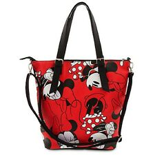 Disney Store Minnie Mouse Satchel by Loungefly New 2016