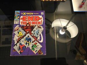 Marvel THE X-MEN #46 VF