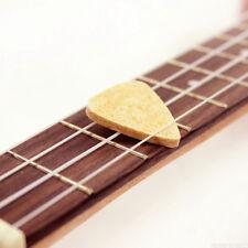 Ukulele Picks Soft Felt uke GUITAR PICK PLECTRUm acoustic electric bass lead
