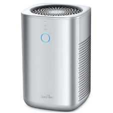 TRUE HEPA Air Purifier 3 STAGE Air Filter Large Home Air Cleaner Smoke Allergies