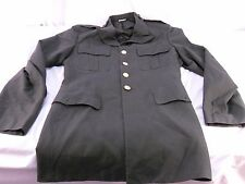 DPSC Men's 46 X-Long Army Green Coat  New with Tags 110092