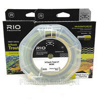 Rio Intouch Trout LT (Light Touch) Fly Fishing Line - Weight Forward Floating