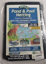 Pond & Pool Netting Protective Floating Net 7' x 10' GARDENEER BY DALEN 70 SQ FT