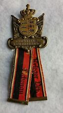 "Super Old, Imperial Germany ""Wurttemd Medal with Ribbon"