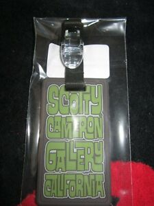 SCOTTY CAMERON GALLERY PEACE SURF GOLF LEASH , NEW NEW NEW !!!!!