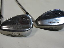 Lot of 2 Ram Tom Watson Forged Hand Ground Wedge Golf Clubs TW850 TW860
