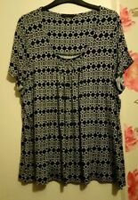 Lovely Ladies Size 20 M&S Top