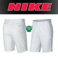 Nike Flex Men's Size 38 Slim Fit Golf Shorts Stretch White 892010 100
