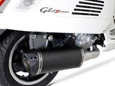 Auspuff REMUS Carbon mit Kat Ø65mm RSC für Vespa GTS 300ie SUPER Euro 4 2016-