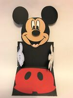 Birthday or Any Occassion Handmade Gift Card Holders - Disney Mickey Mouse