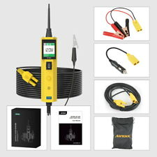 Autool OBD2 Electrical System Auto Circuit Tester 6-30V DC Power Probe With LED