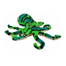 Octopus Blue Soft Plush Aquatic Toy 22cm Aussie Born by Elka