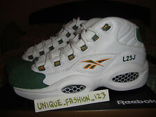 REEBOK QUESTION MID IVERSON SVSM LEBRON PE US 8.5 UK 7.5 41 PACKER SHOES SNS