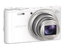 A - Sony Cyber-shot DSC-WX350 APPAREIL PHOTO NUMÉRIQUE:Blanc