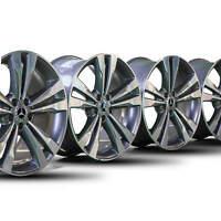 Mercedes 19 Zoll Felgen S-Klasse W222 W217 A2224011302 A2224011402 Alufelgen