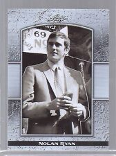 NOLAN RYAN 2011 LEAF NATIONAL CONVENTION LIMITED EDITION PROMO CARD! 5 of 9!