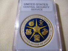 U.S. CENTRAL SECURITY SERVICE (CSS) Challenge Coin