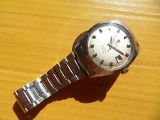 Vintage SWISS TISSOT VISODATE T.12 SEASTAR 21 Jewels Automatic Men's Watch,date