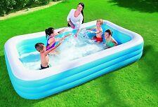 Bestway Rechteckiger Pool Schwimmbecken  305 x 183 x 56 cm
