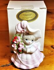 KITTY CUCUMBER PRISCILLA So. BELLE Handpainted Porcelain Figurine MINT IN BOX !