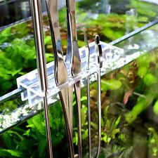 Aquarium Tank Aquascaping Kits Maintenance Tools Holder Tweezer Scissor Rack