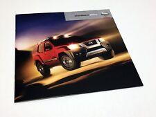 2009 Nissan Xterra Brochure