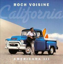 VOISINE,ROCH : Americana 3 CD
