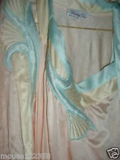 Vanity Fair Long Gown Robe Set Size Small