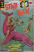 Star Trek Classic TV Series Comic Book #43, Gold Key Comics 1977 FINE+