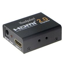 Mondpalast Hdmi Repeater 2.0 Hdmi Extender Amplifier - Support 1080P 2160P 3D 4K