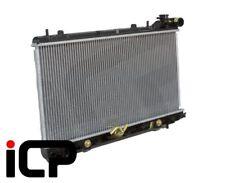 Engine Coolant Radiator Fits: Subaru Impreza Turbo 92-00 Manual WRX STi P1 RA