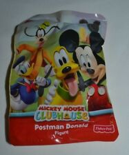 FISHER PRICE MICKEY MOUSE CLUBHOUSE POSTMAN DONALD DMC62 FREE SHIPPING !!