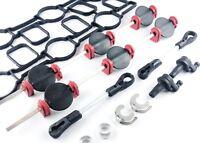 2.7 3.0 TDI Reparatur Ansaugkrümmer Saugrohrklappe 059129711 059129712 059198212