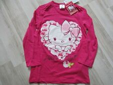 Hello Kitty Pullover  Sweatshirt   Pink Gr.122