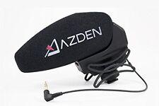 Azden SMX-30 Powered Stereo/Mono Shotgun Video Microphone