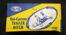 Vintage NOS Custom Trailer Hitch 68's-70's CHEVY, DODGE, PONTIAC TEMPEST USA