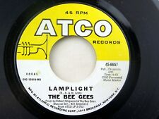 Bee Gees: Lamplight / First of May [Unplayed Copy]