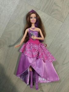 Mattel Barbie The Princess and the Popstar Keira Singing Fashion Doll.   A2)