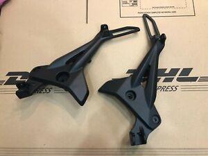 Footrest RearSet Foot Peg For Honda Grom MSX 2013-2016 BLACK