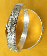 SACRED LUCK LOVE & PROTECTION SILVER FASHION BRACELET BLESSED BY MIRACLE MONKS(A