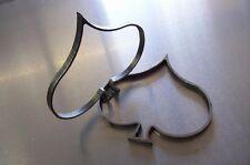 Hot Rod Gasser Rat Flame Cut Welding Patch Frame Gusset Brace Steel Spade Open