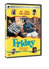 Friday  DVD Ice Cube, Chris Tucker, Nia Long, Tommy Tiny Lister, John Witherspoo