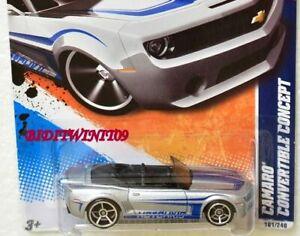 Hot Wheels 2010 Performance Camaro Convertible Concept #3/10