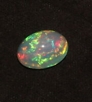 8X10 MM NATURAL AAA ETHIOPIAN FIRE OPAL CABOCHON'S CALIBRATED PLAY OF COLOR