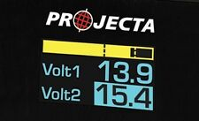 Dual Battery Monitoring System- 12V Dual Battery Volt Meter- Projecta