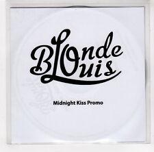 (GJ28) Blonde Louis, Midnight Kiss - 2010 DJ CD